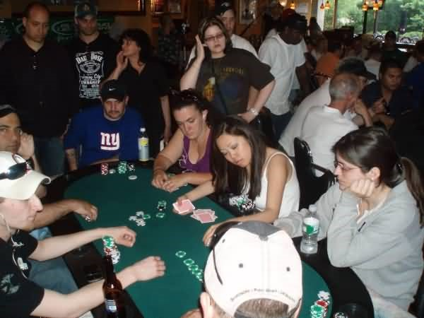 Old Poker Photos - September